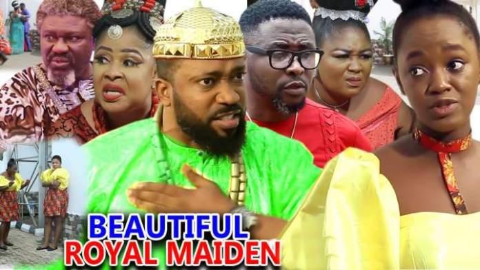 Beautiful Royal Maiden (2020)