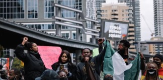 #EndSARS: We're meeting your demands, FG tell protesters in Canada