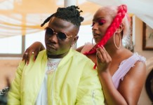 Cuppy Stonebwoy Karma Video
