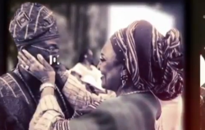 Ajimobi's Widow Florence Ajimobi Share Memories As Their Marriage Clocks 40 Years