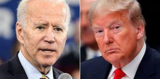 Trump Cannot Declare Election Results - Biden