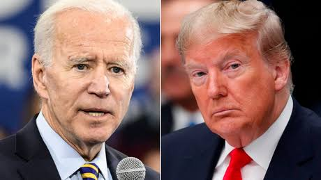 Trump Cannot Declare Election Results - Biden