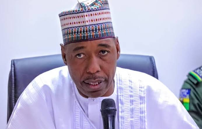 Governor writes NEMA over 800,000 IDPs in need of food