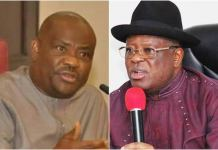 Umahi Left For Presidential Ambition - Wike