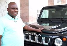 Innoson emerges `2020 Car Maker of the Year' award