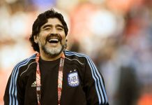 Breaking: Football legend, Diego Maradona is dead