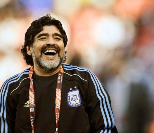 Breaking: Football legend, Diego Maradona is dead