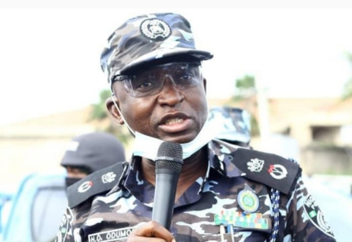 Crossover: Lagos CP Denies Ordering Closure Of Churches