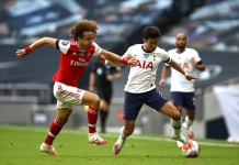 Inspired Tottenham Run Out Victorious In London Derby