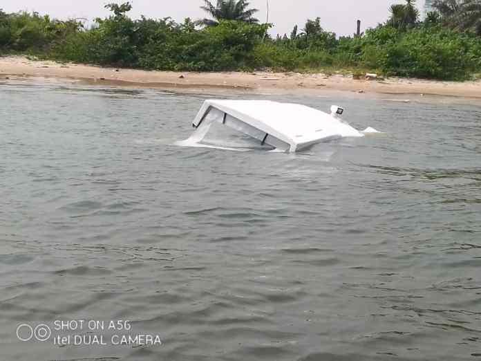 12 drowning passengers rescued by Nigeria Navy along Takwa bay, Lagos