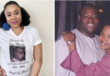 Actress Stella Damasus Remembers Husband 16 Years After His Demise