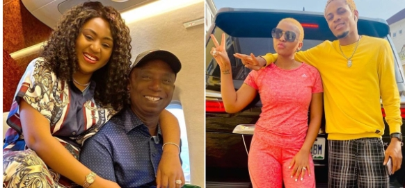 Regina Daniels Brother Drops Bombshell After Ned Nwoko Says He Might Take Another Wife