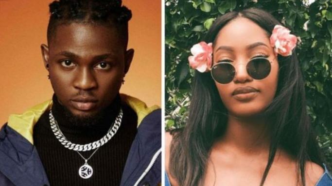 Music Stars Omah Lay And Tems Finally Arrive Nigeria
