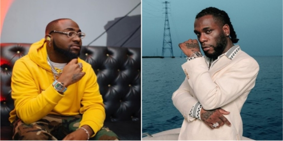 'I Go Leave This Music For Una'  Davido Reacts After Fight With Burna Boy