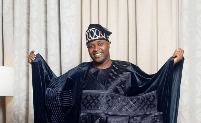 Actor Femi Adebayo Shares Lovely Photo To Celebrate Birthday
