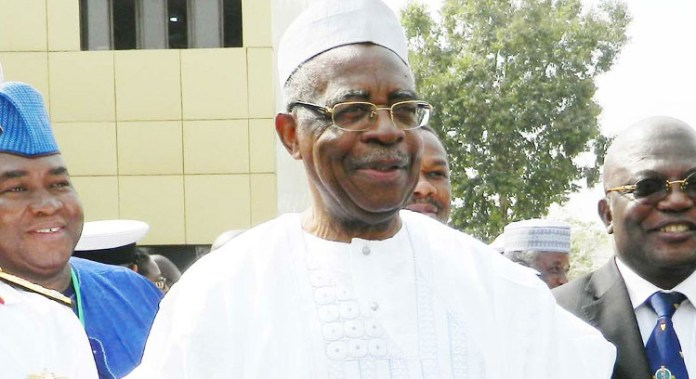 Northern governors salute Danjuma @ 83