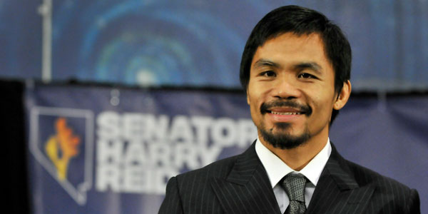 Boxing icon, Manny Pacquiao now head of Philippine ruling party