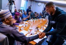 Day After Katsina Attack, Buhari Congratulates Joshua