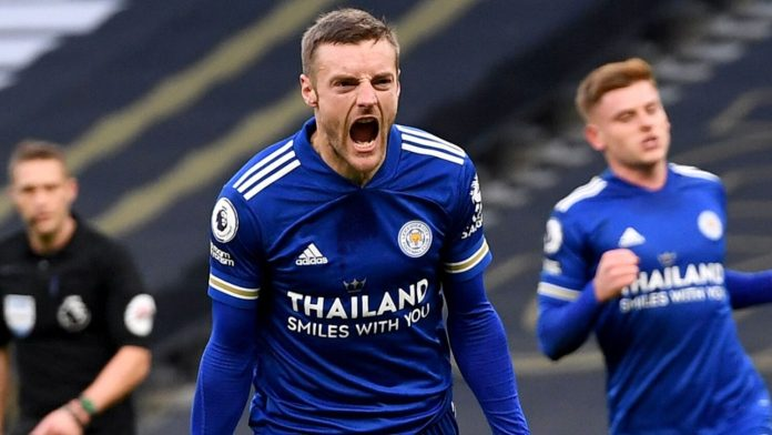 Spurs Gift Leicester Second Place With Poor Showing