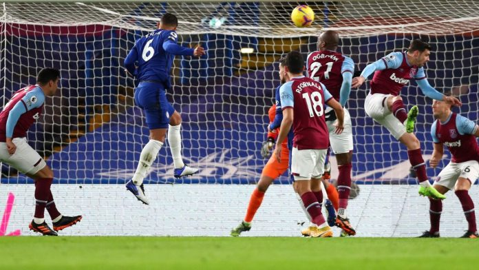 Chelsea Leave It Late In 3-0 Defeat Of West Ham