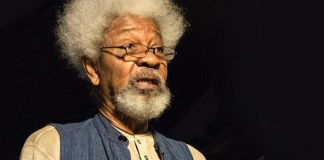 Talking About Buhari's Administration Not Good For My Sanity - Soyinka
