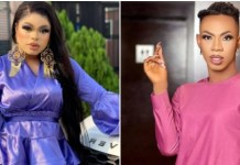 Checkout What Happened To James Brown's IG Account After Bobrisky Threatened Him