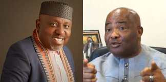 Okorocha Is A Sinking Man - Uzodinma