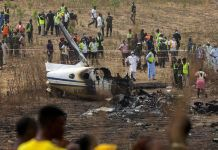 NAF Reveals Names Of Seven Officers Killed In Abuja Plane Crash