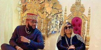 Billionaire, E-Money's Wife Juliet Pens Sweet Words To Celebrate His 40th Birthday