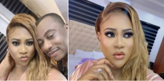 Actress Nkechi Blessing React As Blog Reveals Her Man Is Involved With Another Lady