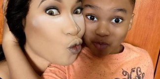 Actress Tonto Dikeh Celebrates Son, King Andre As He Clocks 5