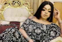 Shocking: Lady Who Tattooed Bobrisky At Her Back Attacked By Area Boys