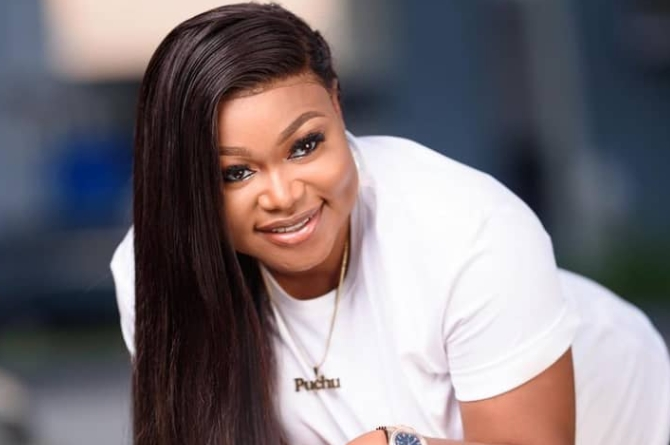 Actress Ruth Kadiri Declares Presidential Ambition