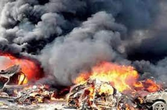 Many Feared Dead As Explosion Rocks Maiduguri