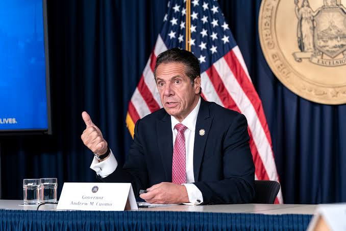 Again, Woman Accuses New York Governor Of Sexual Harassment