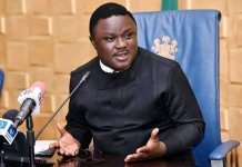 Ayade Has Not Taken Vaccine Because He's Been Away - Aide