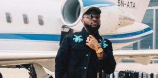 Watch Davido As He Performs 'Assurance' In Movie Coming To America 2 (Video)