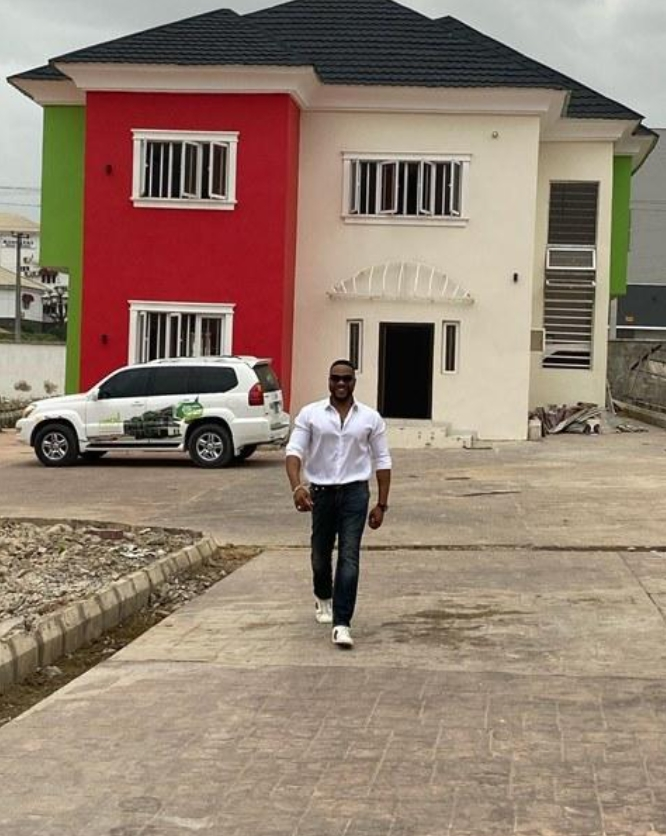 Actor Bolanle Ninalowo Becomes A House Owner