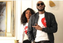 Annie Idibia Celebrates Her Husband 2Baba On Their Anniversary, Says She Married Her First Crush