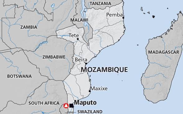 Suspected Militants Attack Mozambique Town