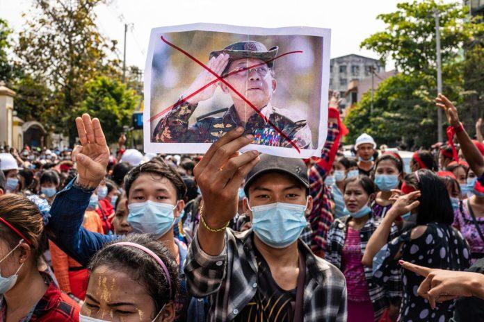 59 killed,129 injured in Sunday's protest crackdown in Myanmar – Reports