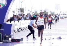 Lagos City Marathon: See roads closed by state government