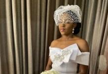 Biola Adebayo Shares Lovely Video Of Her Wedding Ceremony