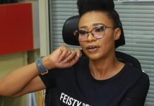 Actress Nse Ikpe Etim Blasts Follower Who Asked About Her Womb