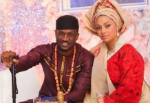 Peter Okoye Gives Account Of How He Met His Wife, Lola (Video)