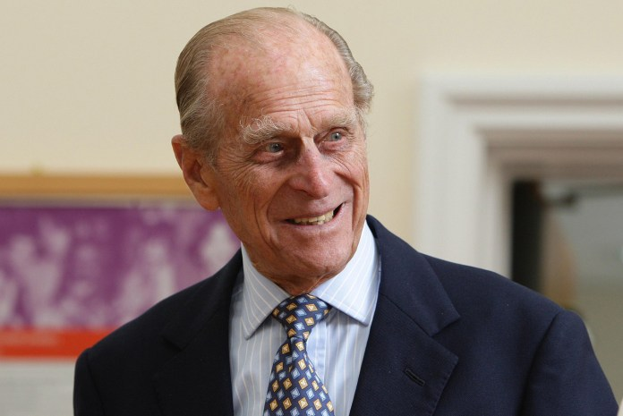 UK leaders 'incredibly sad' about passing of Prince Philip