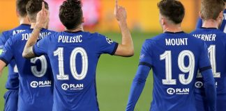 UCL: Early Pulisic Goal Hands Chelsea Advantage Over Madrid
