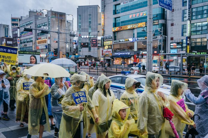 South Korea to grant temporary stay permits to illegal migrant children