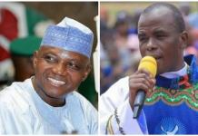 Video: I Pay 23,000 Youths - Mbaka Replies Garba Shehu