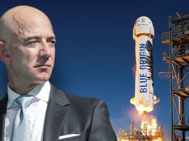 Thousands Sign Petition To Banish Bezos From Earth, Following Space Trip